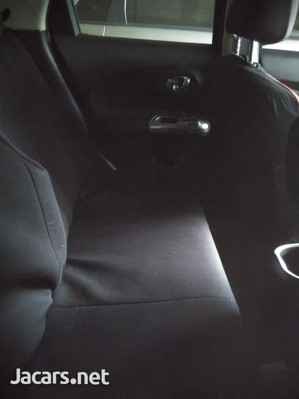 Nissan Juke 1,6L 2012-6