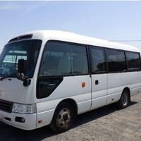 2013 Toyota Coaster Bus