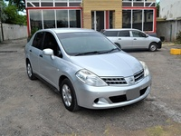 Nissan Tiida 1,6L 2011