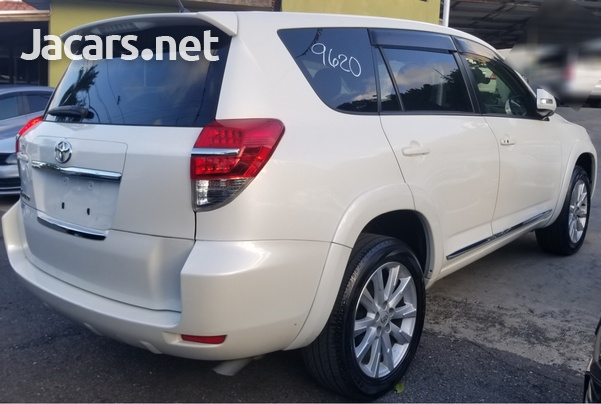 Toyota Vanguard 2,0L 2013-2