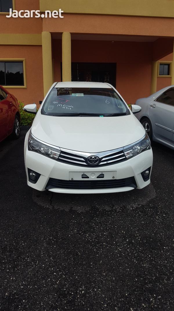 Toyota Corolla Altis 1,5L 2014-3