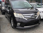 Nissan Serena 1,8L 2012