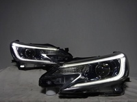 2014 Toyota Mark X GRX130 Genuine Left and Right Headlight