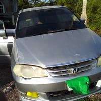 Honda Odyssey 1,8L 2001