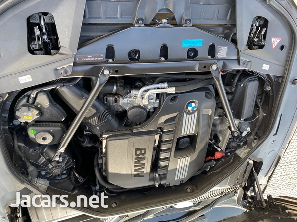 BMW 7-Series 3,0L 2012-12
