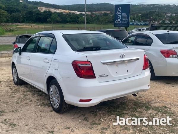 Toyota Axio 1,8L 2016-8