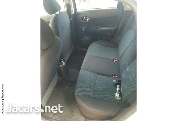 Nissan Note 1,2L 2013-4