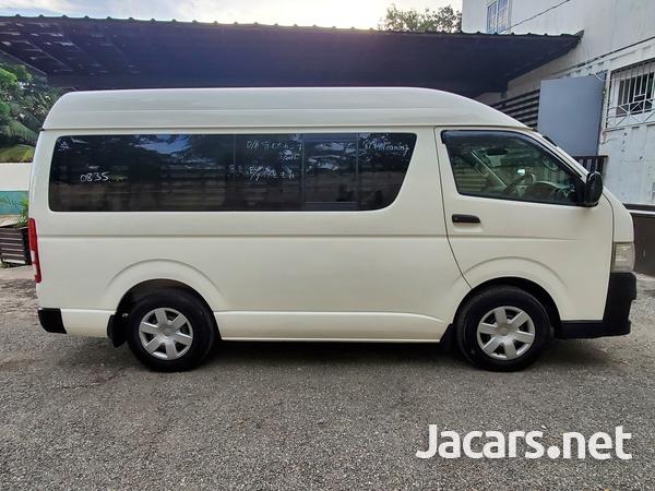 Toyota Hiace Bus 2,9L 2011-7