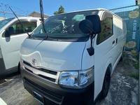 2013 Toyota Hiace Freezer