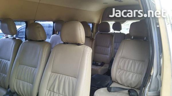2011 Toyota Hiace Commuter Bus-3