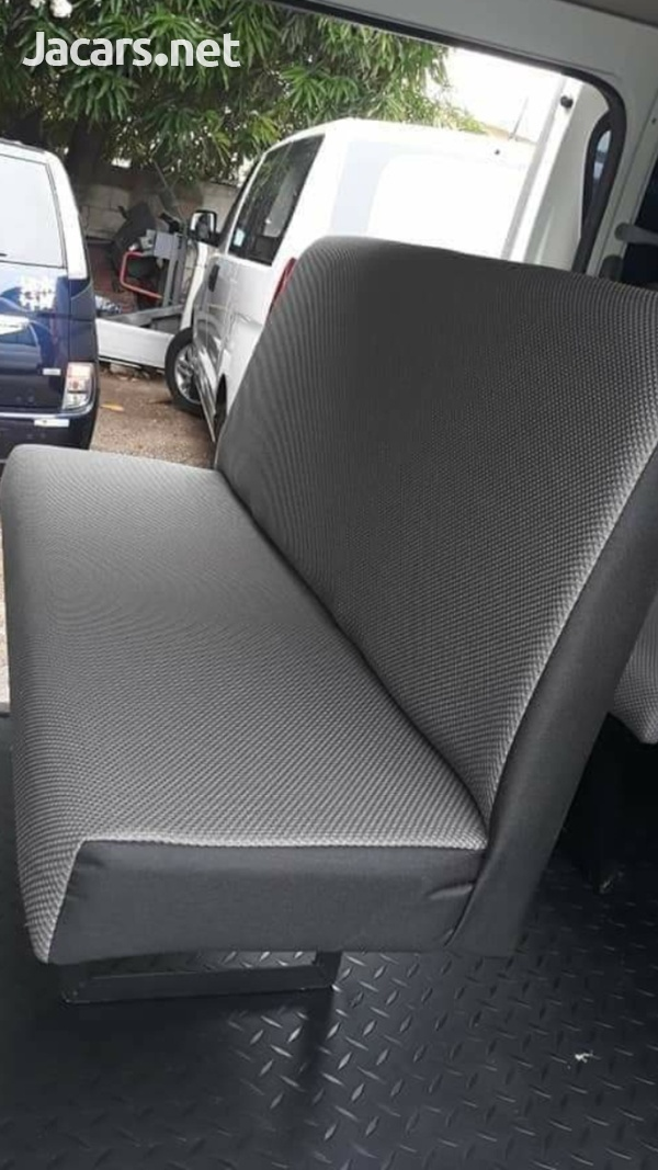 We make bus seats for nissan caravan and toyota hiace-7