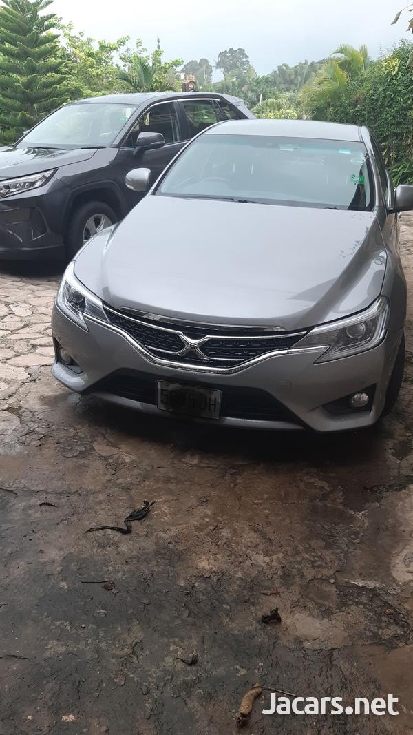 Toyota Mark X 2,5L 2015-1