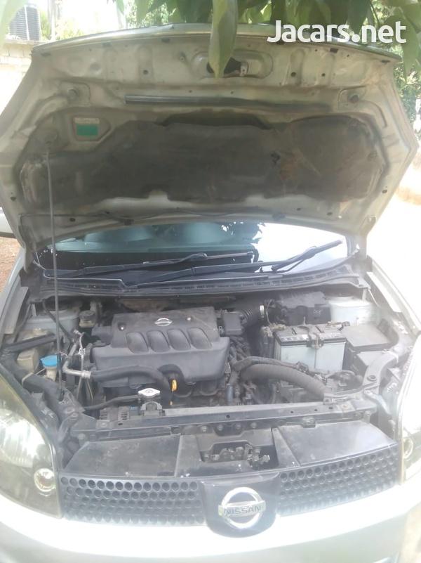 Nissan LaFesta 2,0L 2008-4