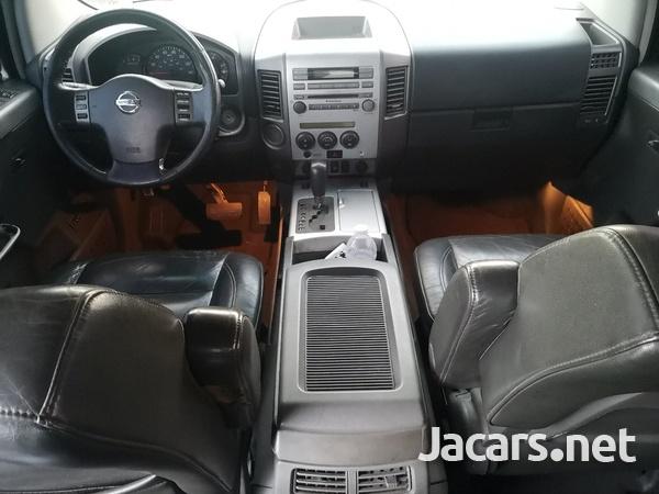 Nissan Titan 5,6L 2006-4
