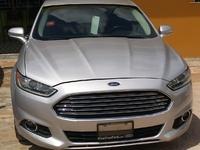 Ford Fusion 2,0L 2013