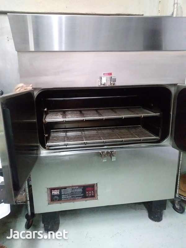 Rotary oven-4
