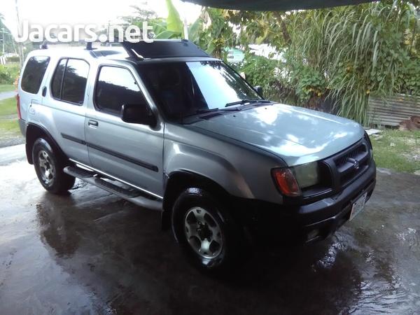 Nissan Xterra 3,0L 2001-1