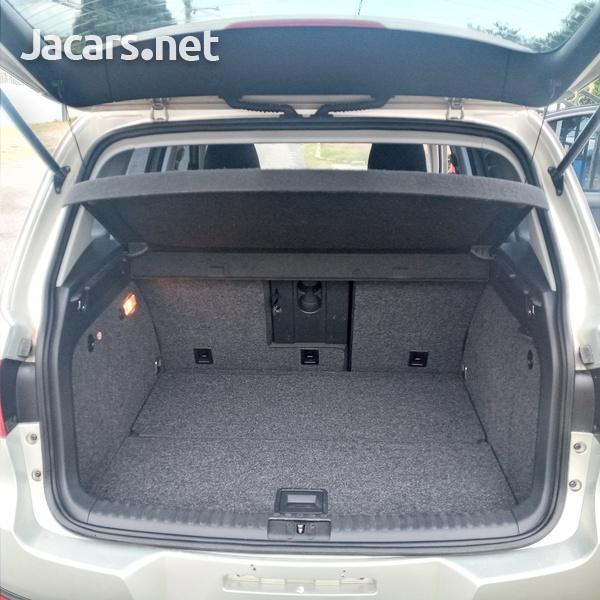 Volkswagen Tiguan 2,0L 2014-5