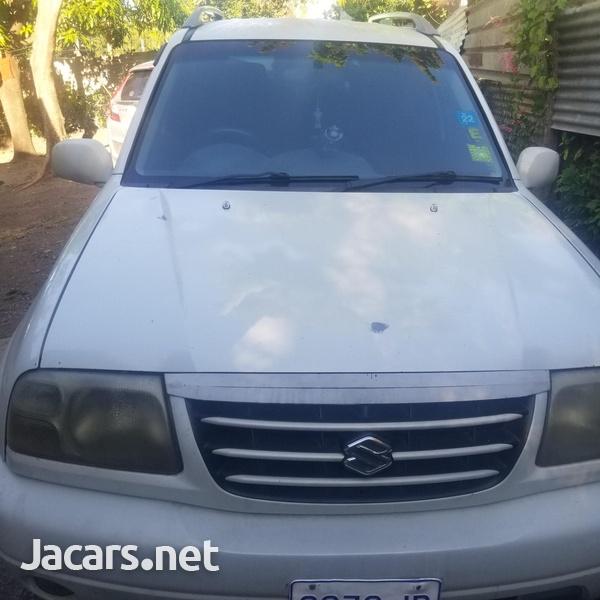 Suzuki Vitara 2,0L 2005-2