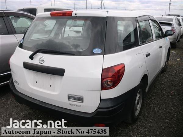 Nissan AD Wagon 1,2L 2015-6