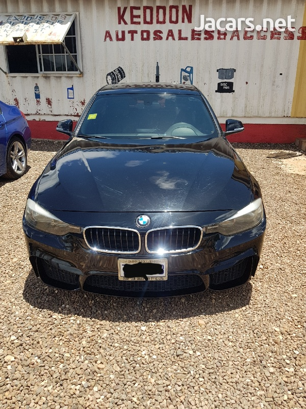 BMW 3-Series 3,0L 2016-8