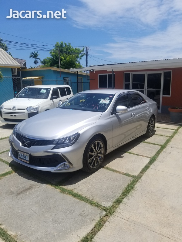 Toyota Mark X 3,5L 2017-1