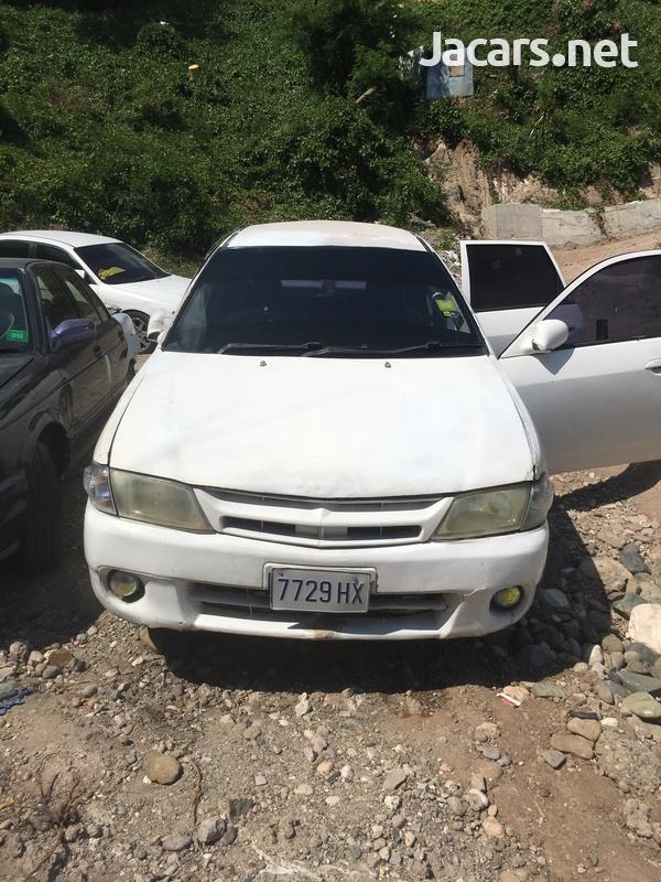 Nissan AD 1,5L 2003-2
