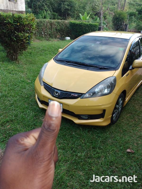 Honda Fit 1,5L 2012-7