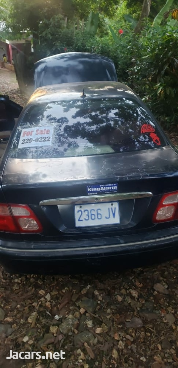 Nissan Bluebird 1,7L 2002-9