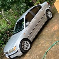 BMW 3-Series 2,0L 2002