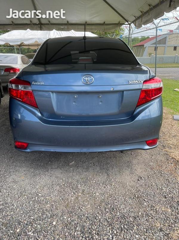 Toyota Yaris 1,3L 2016-6