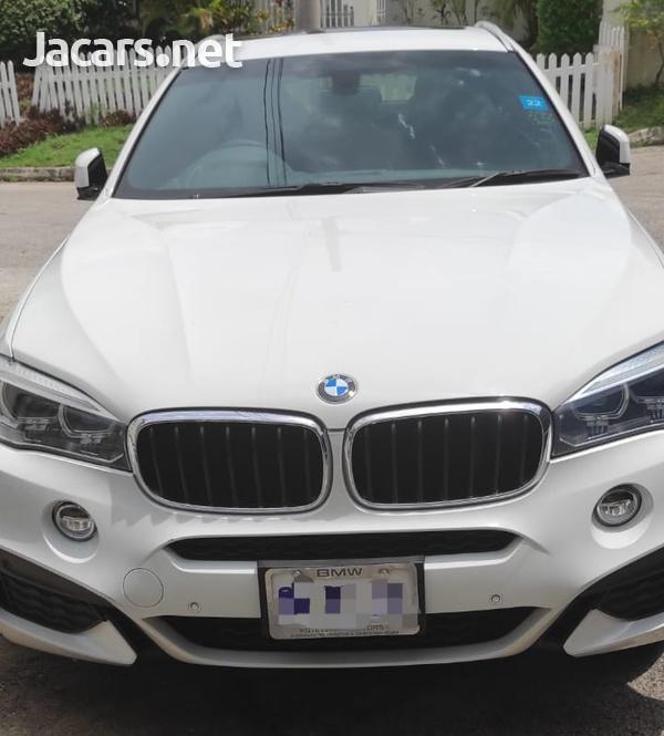 BMW X6 3,0L 2016-3