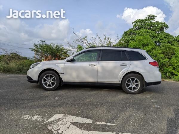 Subaru Outback 2,5L 2012-4