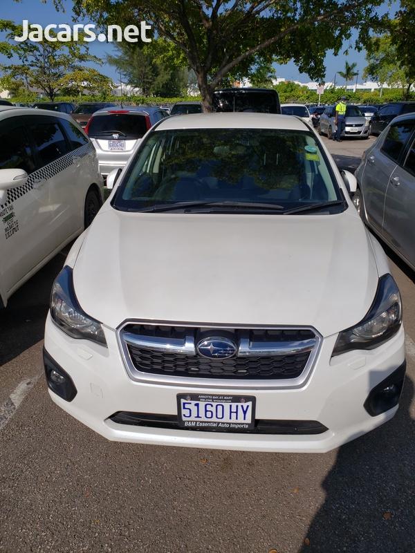 Subaru Impreza 2,0L 2013-5