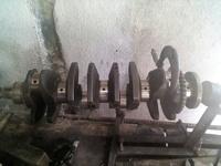 crankshaft rebuilt or repairs