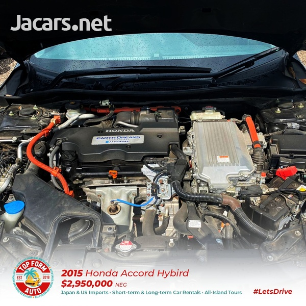 Honda Accord 2,0L 2015-8