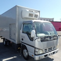 2005 Isuzu Elf Freezer Truck
