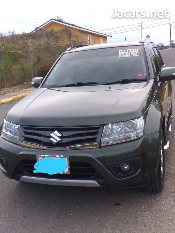 Suzuki Grand Vitara 2,0L 2015-6