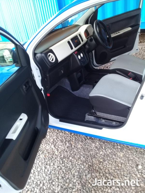 Suzuki Alto 0,6L 2016-9