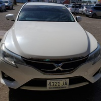 Toyota Mark X 2,2L 2013
