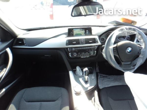 BMW 3-Series 2,0L 2016-2