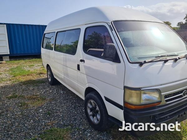 Toyota Hiace Bus 3,0L 1998-1