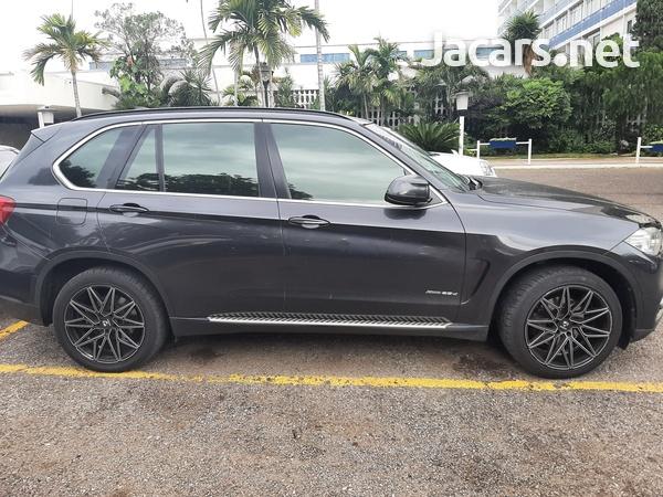 BMW X5 2,0L 2014-6