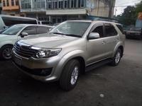 Toyota Fortuner 2,5L 2013