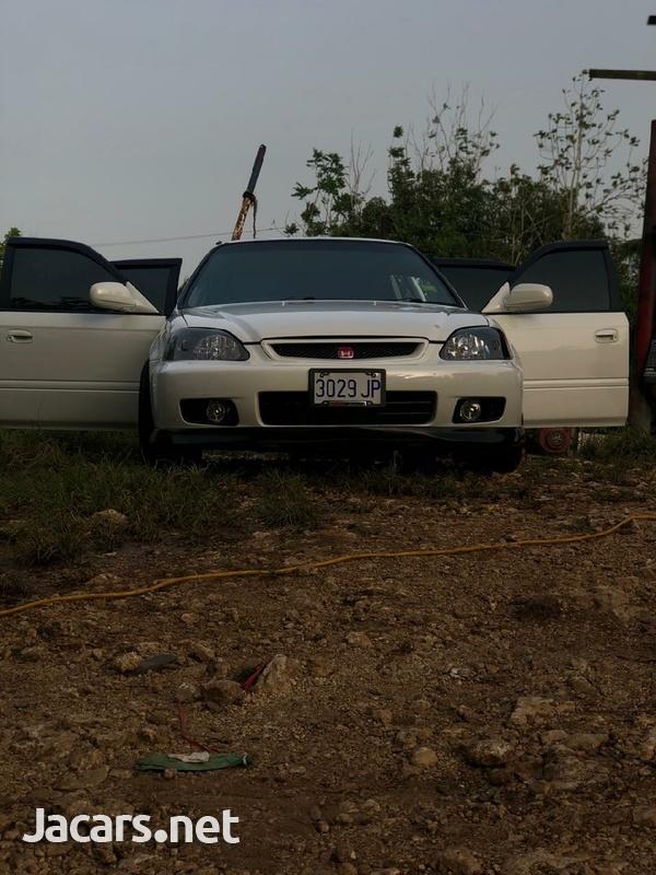 Honda Civic 1,5L 1998-4