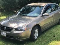 Nissan Altima 2,5L 2003