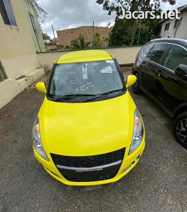 Suzuki Swift 1,6L 2015-4