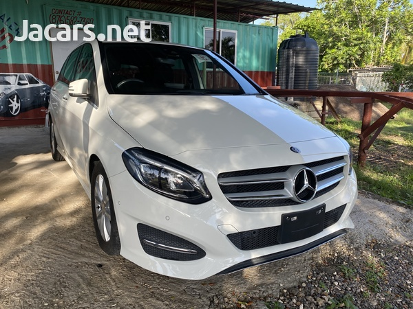 Mercedes-Benz B-Class 1,6L 2015-9