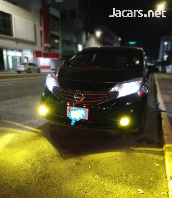 Nissan Note 1,2L 2013-2