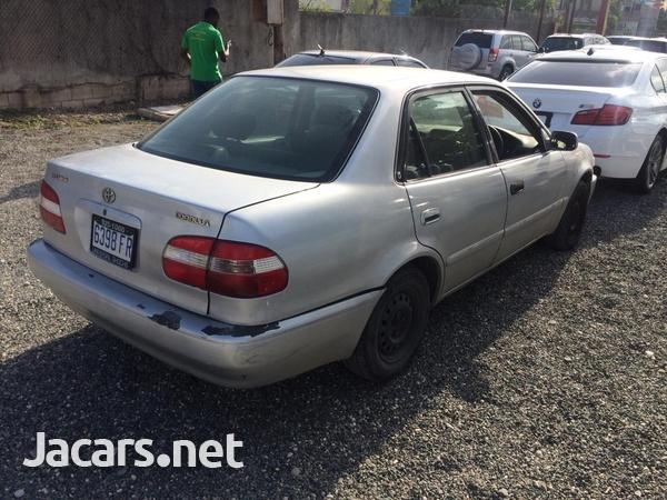 Toyota Corolla 1,5L 1999-5